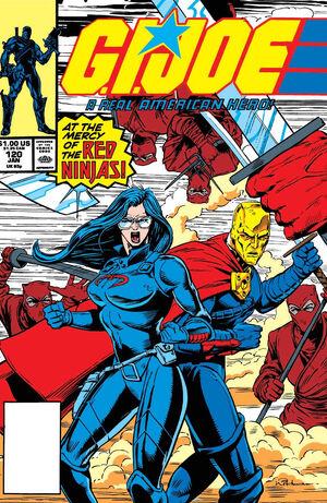 G.I. Joe A Real American Hero Vol 1 120