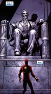 Lincoln Memorial (Earth-616) from Amazing Spider-Man Vol 1 531 0001