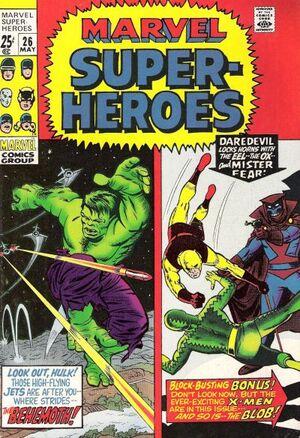 Marvel Super-Heroes Vol 1 26