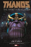Thanos The Infinity Revelation Vol 1 1
