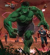 Avengers (Earth-616) from Avengers Vol 5 1 001