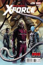 Uncanny X-Force Vol 1 26
