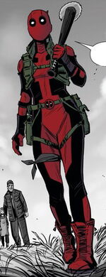 Deadpool (Liz) (Earth-14031) Return of the Living Deadpool Vol 1 4