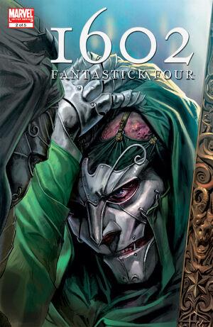 Marvel 1602 Fantastick Four Vol 1 2