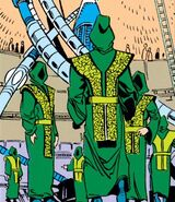 Arcane Order of the Night (Earth-616) from Amazing Spider-Man Vol 1 350 0001