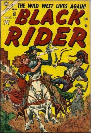 Black Rider Vol 1 25