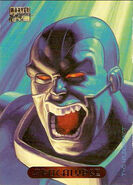 En Sabah Nur (Earth-616) from Marvel Masterpieces Trading Cards 1994 0001