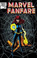 Marvel Fanfare Vol 1 10