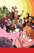Unbeatable Squirrel Girl Vol 1 1 Textless