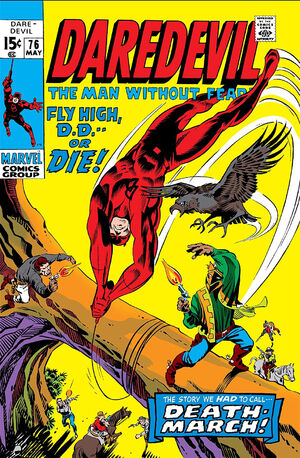 Daredevil Vol 1 76