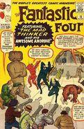 Fantastic Four Vol 1 15 Vintage