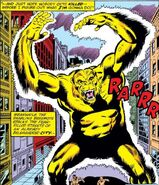 Gorr (New Men) (Earth-616) from Fantastic Four Vol 1 171 0001