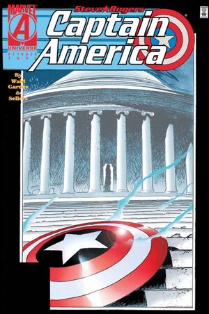 Captain America Vol 1 444