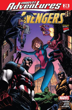 Marvel Adventures The Avengers Vol 1 28