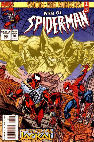 Web of Spider-Man #122