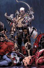 Avengers X-Sanction Vol 1 1 McGuinness Variant Textless