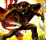 Azzuri (Earth-616) from Black Panther Captain America Flags of Our Fathers Vol 1 1 0001