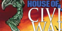 Civil War: House of M Vol 1 4