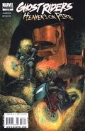 Ghost Riders Heaven's on Fire Vol 1 3