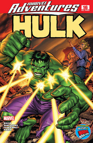 Marvel Adventures Hulk Vol 1 16