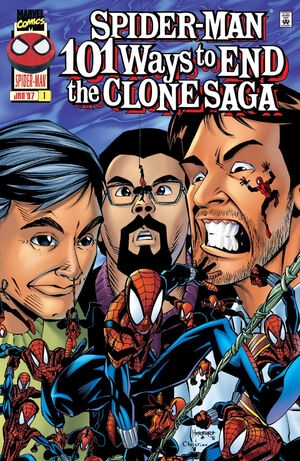 Spider-Man 101 Ways to End the Clone Saga Vol 1 1