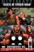 Ultimate Avengers vs. New Ultimates Vol 1 5 Cho Variant