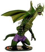 FFF HeroClix - Green - With PANTS