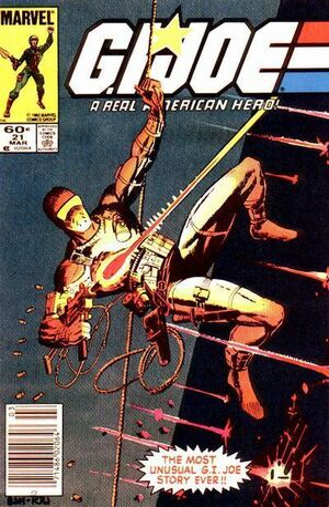 G.I. Joe A Real American Hero Vol 1 21
