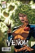 Venom Vol 1 152 X-Men Trading Card Variant