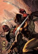 Wolverine Origins Vol 1 21 Textless