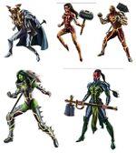 Worthy (Earth-12131) Marvel Avengers Alliance