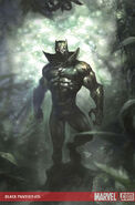 Black Panther Vol 4 35 Textless