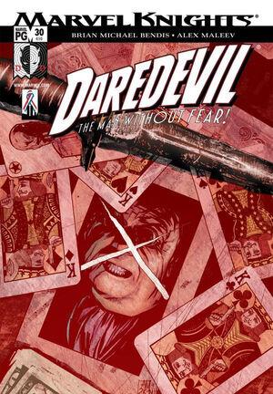 Daredevil Vol 2 30