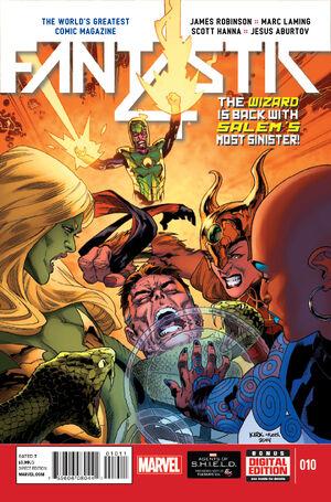 Fantastic Four Vol 5 10