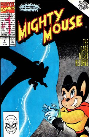 Mighty Mouse Vol 1 1