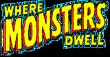 Where Monsters Dwell (1970) logo