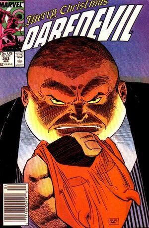 Daredevil Vol 1 253