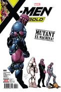 X-Men Gold Vol 2 6