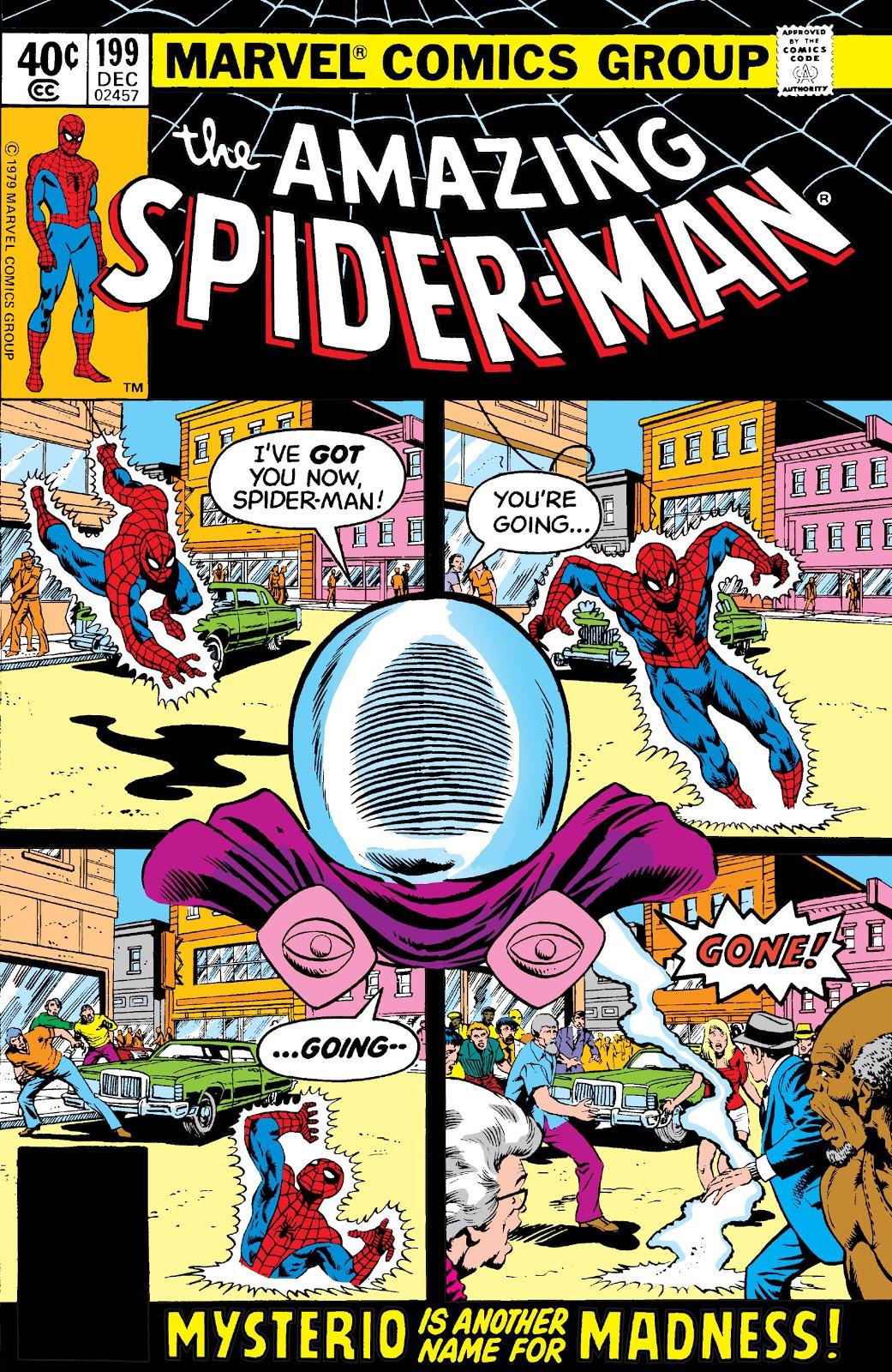 Amazing Spider-Man Vol 1 199