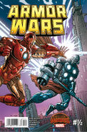 Armor Wars Vol 1 ½