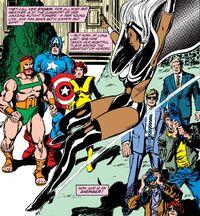 Avengers (Earth-267) from Avengers Vol 1 267 0001