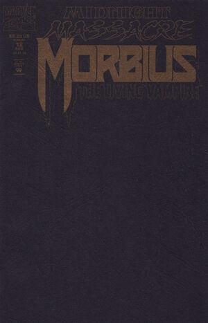 Morbius The Living Vampire Vol 1 12