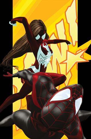 File:Ultimate Comics Spider-Man Vol 1 5 Textless.jpg