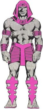Mehemet Faoul (Earth-616) from Gamer's Handbook of the Marvel Universe Vol 1 8 0001