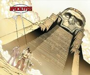 Apocalypse's Pyramid from Extraordinary X-Men Vol 1 9 001