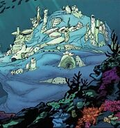 Atlantean Settlement (Barents Sea) from Namora Vol 2 1 001