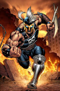 Incredible Hercules Vol 1 124 Villain Variant Textless