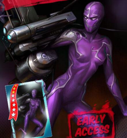 File:Tanis Nieves (Earth-TRN461) from Spider-Man Unlimited (video game) 003.jpg