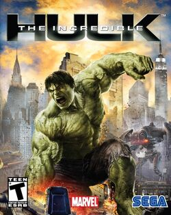 The Incredible Hulk (2008 video game)