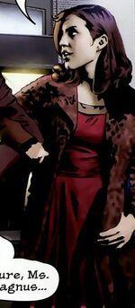 Wanda Magnus (Earth-90214) from X-Men Noir Vol 1 1 0001